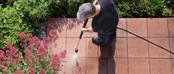 outdoor cleaning in peoria