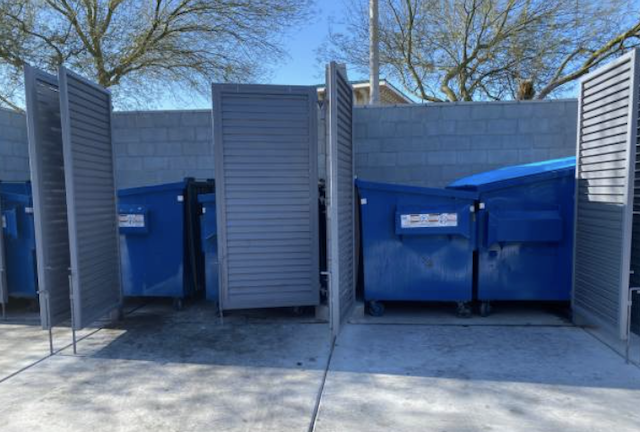 dumpster cleaning in peoria