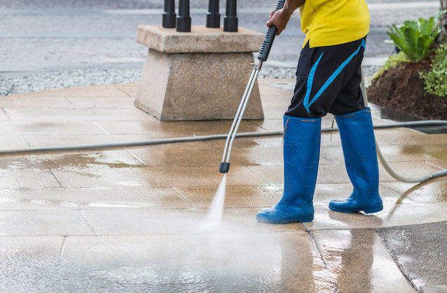commercial cleaning peoria