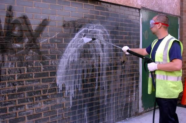 graffiti removal in peoria
